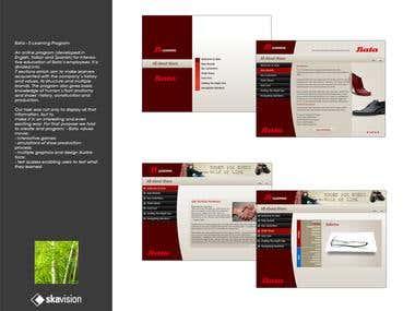 Bata's E-learning program