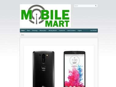 Online Marketing for mobilemart (Cell Phone Company)