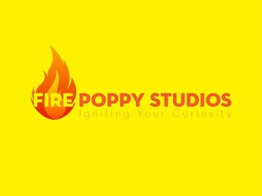 Fire Poppy Logo