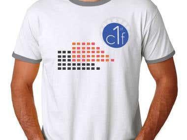 T-shirt design 2D & 3D