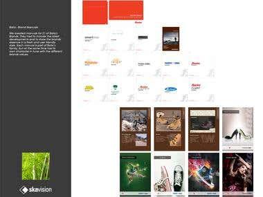 Bata - Brand Manuals