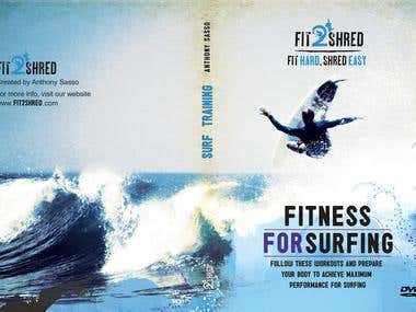 Fit 2 Shred / Cover dvd
