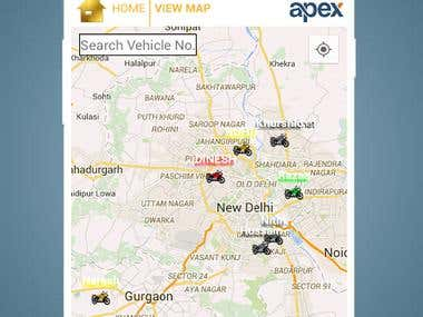 Apex GPS Tracker