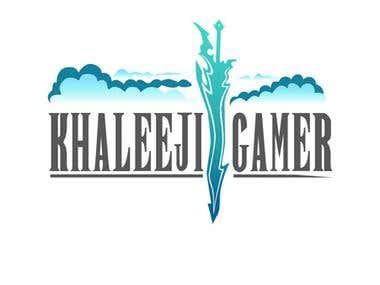 Khaleeji Gamer Logo