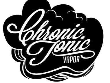 Chronic Tonic Vapor Logo