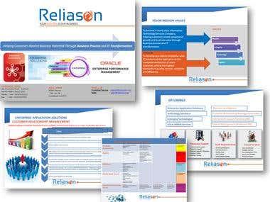 Reliason Ltd. IT Presentation