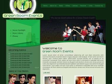 Green Room Events