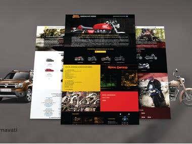 Website Design for Karnavati Group | Ahmedabad, India