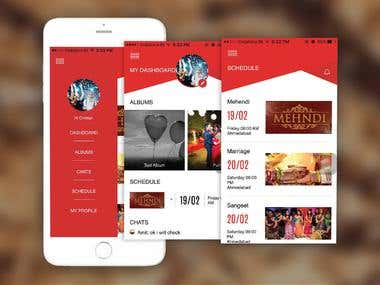 Wedding Mobile Application | Ahmedabad, India