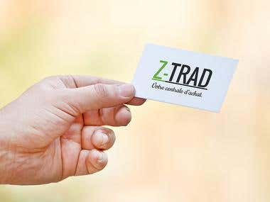 Achieving business card