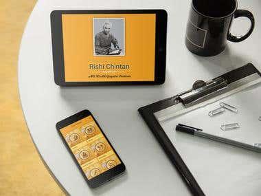 Rishi Chintan Mobile App.