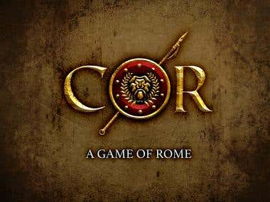 COR Game Logo