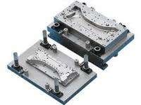 Injection Mould :- 2 plate