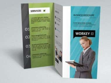 Trifold Brochures Design