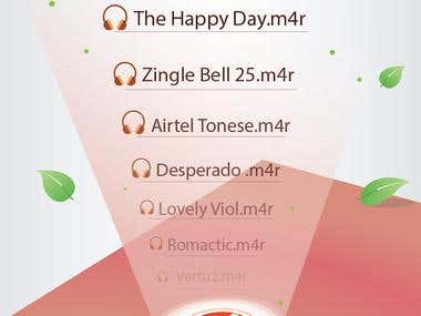 Ringtone Designer - Ringtone Maker and Create Funny Music