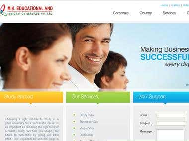 M.K. EDUCATIONAL & IMMIGRATION SERVICES PVT. LTD