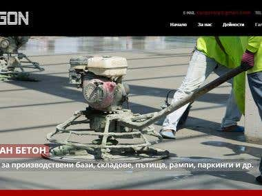 Construction company-www.cargonbg.com