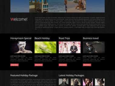 Portfolio Website.