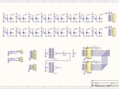 Sensor PCB Layout Design