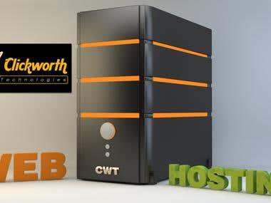 Our web server illustration