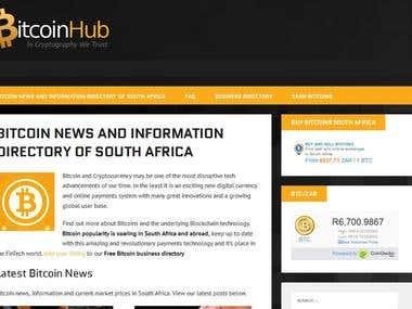 BitcoinHub.co.za