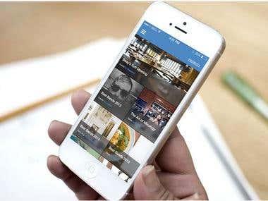 Mobile App - Tribeza (iOS, Android)