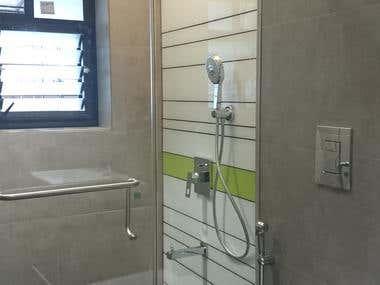 Executed - Bathroom Design