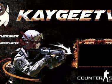Counter-Strike stream overlay