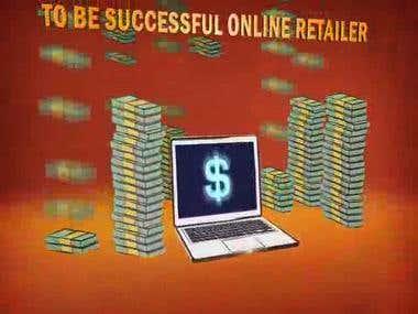 happy retailer