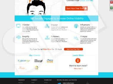 EaseSocial - A social media marketing company