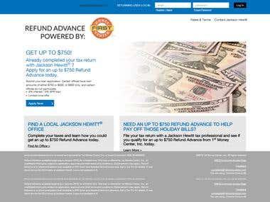 My Refund Advance
