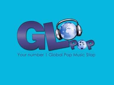 GloPop Logo