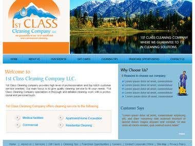 1st CLASS CLEANING COMPANY LLC.