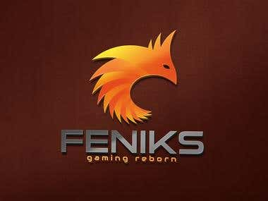Logo design for Feniks!