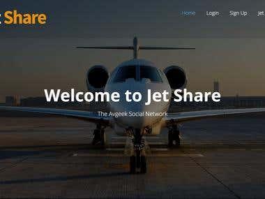 Jet Share Social