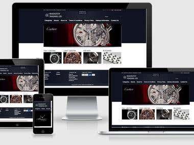 watch web-shop