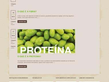 Herbalife website
