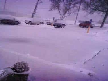 Snowpocalypse 2013