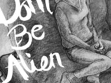 Don't Be Alien (ebook illustrations)