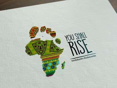 You Shall Rise Logo