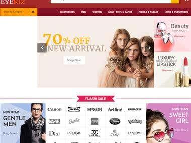 Magento Online Store