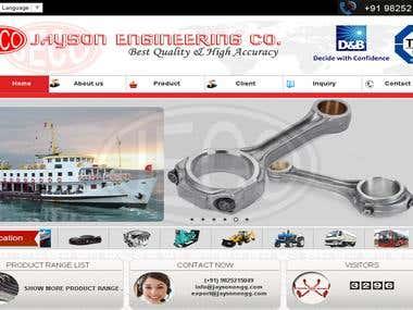 Jayson Eng. Company - http://jaysonengg.com/