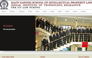 Education--IIT KGP India