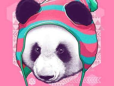 FLUX DESIGNS Panda