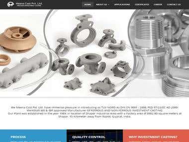 Meena Cast Pvt. Ltd. - http://www.meenacast.com/