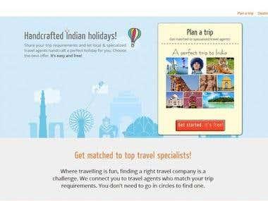 Travel Agent Marketplace