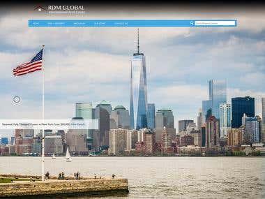 Real Estate Website Design & Development