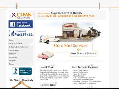 XClean Cleaners