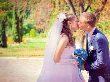 Wedding Anastasia & Vladimir | Wedding Clip