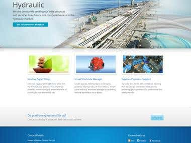 PM CONT Wordpress Theme